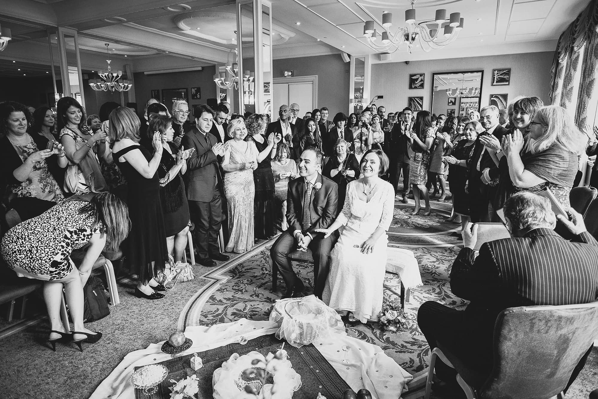 richmond wedding photographer ts 022 - Tina & Shervin's Richmond Hill Hotel Wedding